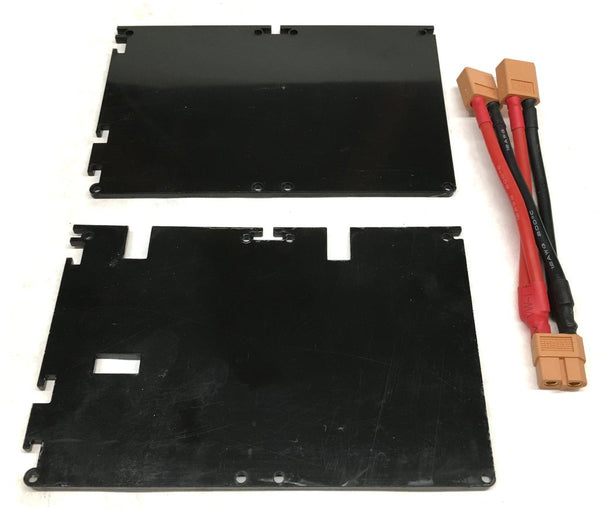 Double Battery Box Kit, 2nd Gen