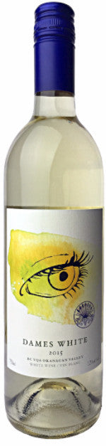 Dames White Wine bottle, proceeds go to Les Dames d'Escoffier BC