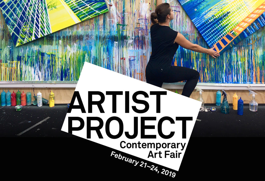 Artist Project 2019 - Art Fair