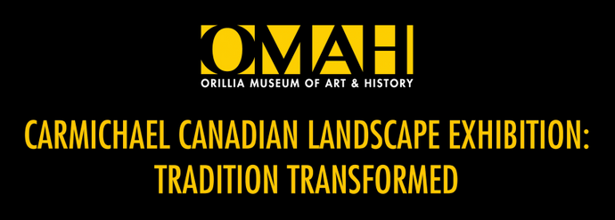 Juried Exhibition:  October 3, 2020 – January 17, 2021, Orillia Museum of Art & History
