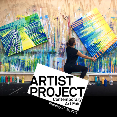 Artist Project 2019 Art Fair Toronto Amy Shackleton