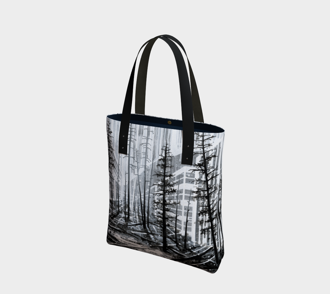 Tote Bag: Windfall (Toronto + Banff + Kootenay National Park)