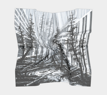 Square Scarf: Windfall (Toronto + Banff + Kootenay National Park