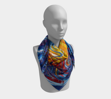 Square Scarf: Surface Tension (Toronto + California)