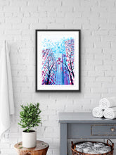 Cherry Street (Chicago), Limited Edition Print