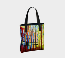 Tote Bag: Canada Series (Quebec)
