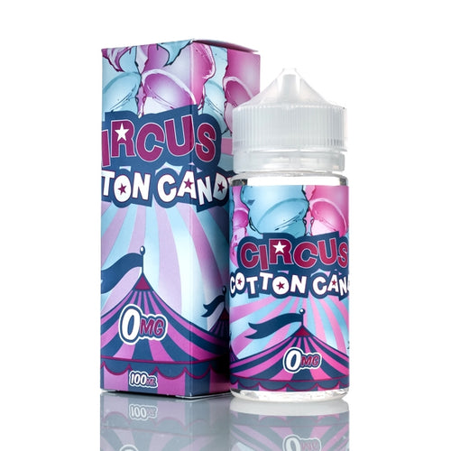 Circus Cotton Candy 100ml