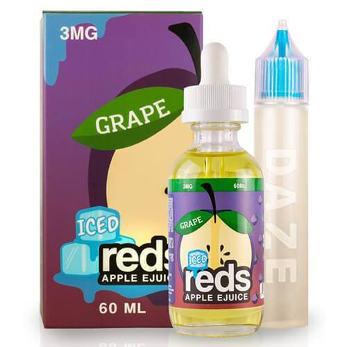 Reds Grape Iced 60ml
