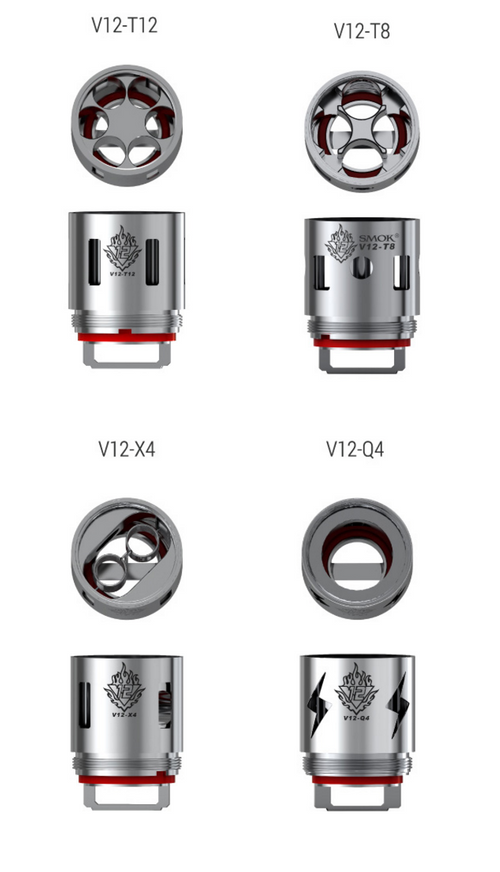 SMOK TFV12 Cloud Beast King Coil