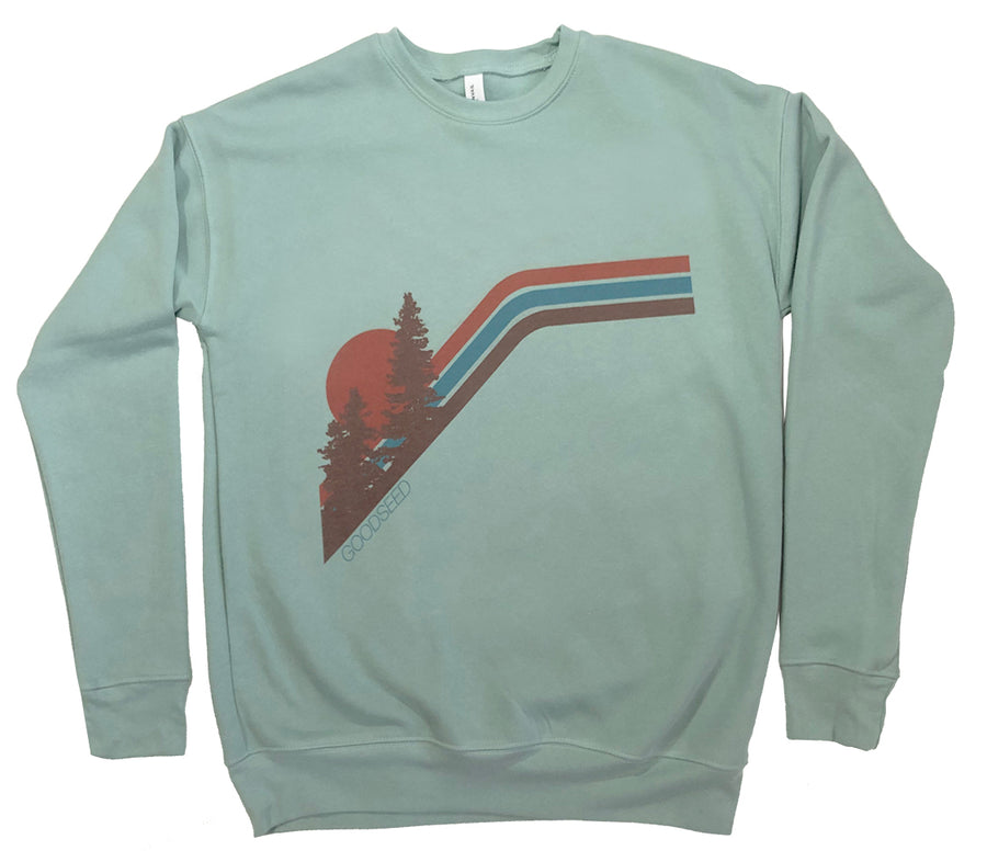 Slopes Sweatshirt Green