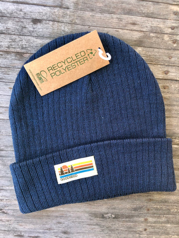 Pacific Pines Beanie Navy