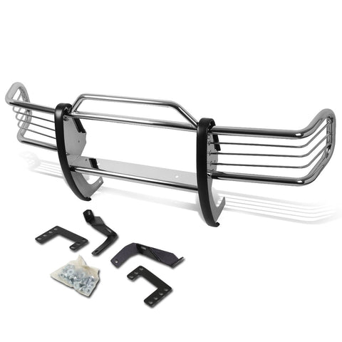 Grand Cherokee Brush Guards