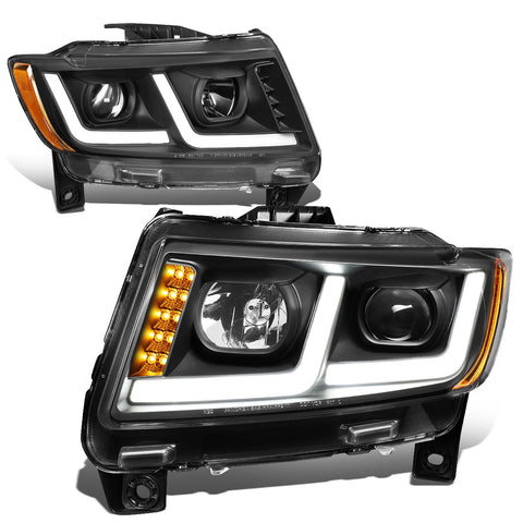 Grand Cherokee Headlights