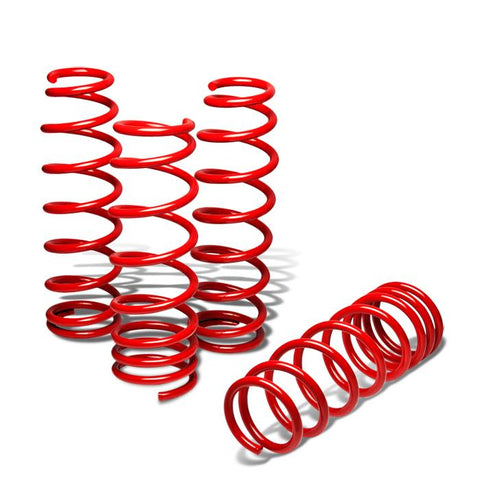 Accord Lowering Springs