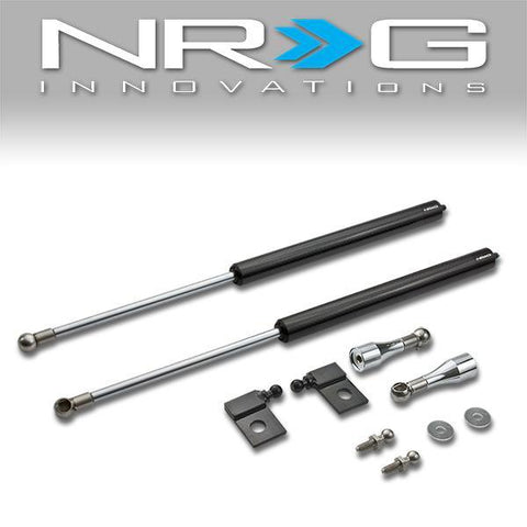 Civic NRG Hood Dampers
