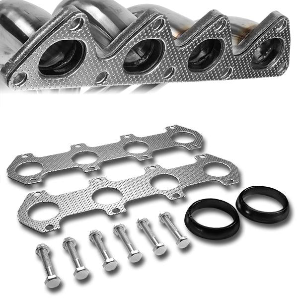 For 04-08 Ford F150 2WD//RWD 5.4L Exhaust Manifold Header Gasket Set Replacement