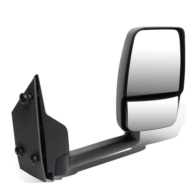 FOR 03-18 CHEVY EXPRESS//GMC SAVANA LEFT OE MANUAL ADJUSTMENT SIDE VIEW MIRROR