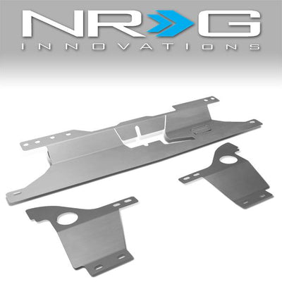 NRG Innovations DVP-1051 Stainless Steel Air Diversion Panel