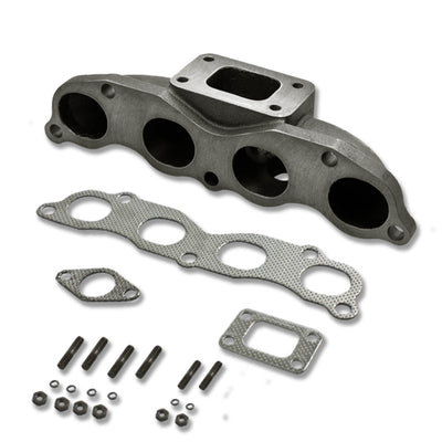02-11 Civic Si EP3 FG2 RSX K20A3 K20Z3 Turbo Manifold - For T3/T4  Turbo/Turbocharger - 38mm/ 35mm Wastegate Port - Cast Iron