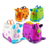 Mini Trunk Kids Luggage/Ride-on