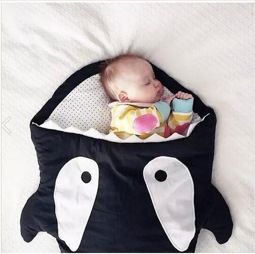 Shark Baby Sleeping Bag-Watermelon Warehouse