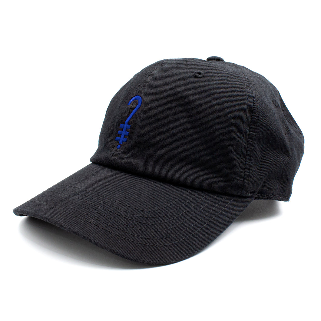 K?D Dad Hat - Black/Blue