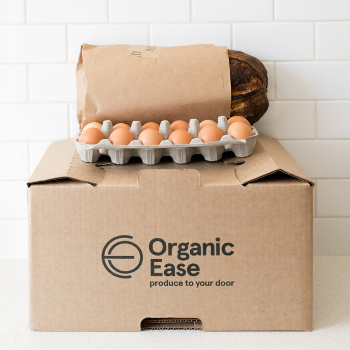 Organic Ease Essentials Gift Box