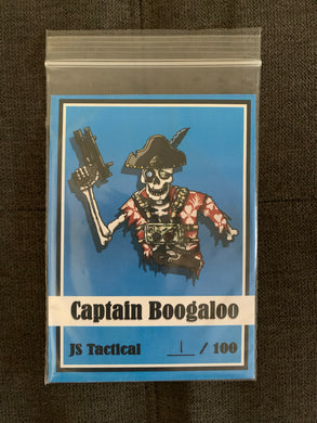 Limited Edition Captain Boogaloo Patch