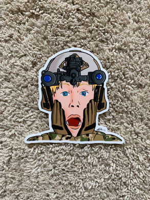 Home Alone Sticker