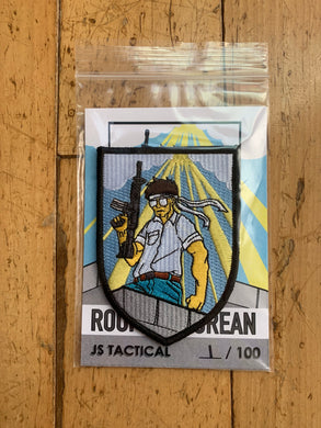 Limited Edition V3 Rooftop Korean Patch