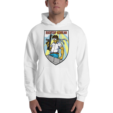 Rooftop Korean V.1 Hooded Sweatshirt