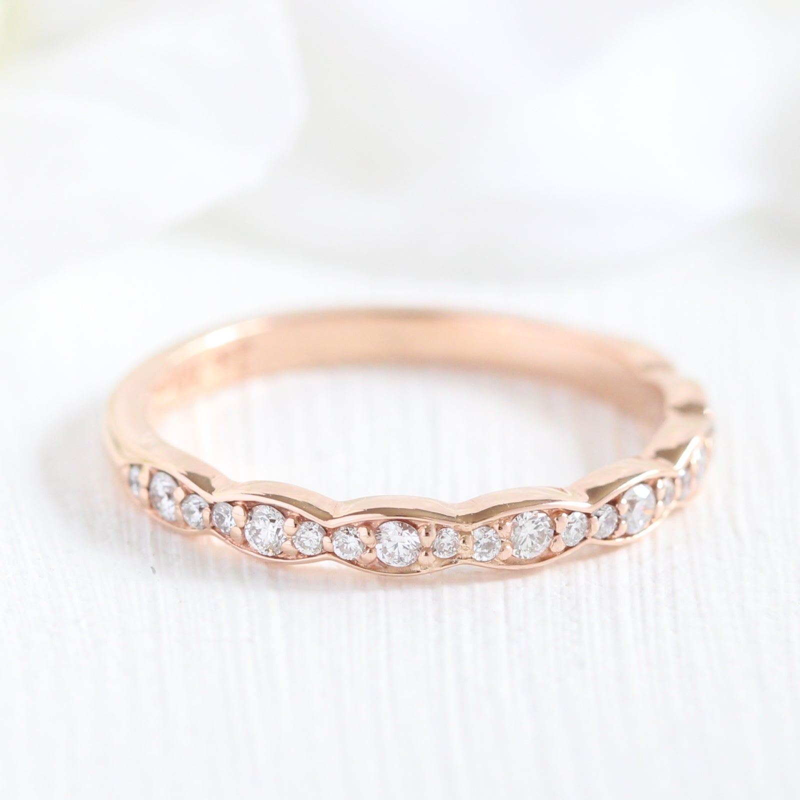 Parity Wedding Ring Rose Up To 62 Off