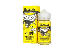 Killer Kustard Lemon E Juice 100ml By Vapetasia Vape Liquid