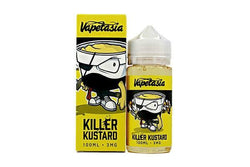 Killer Custard E Juice 100ml By Vapetasia