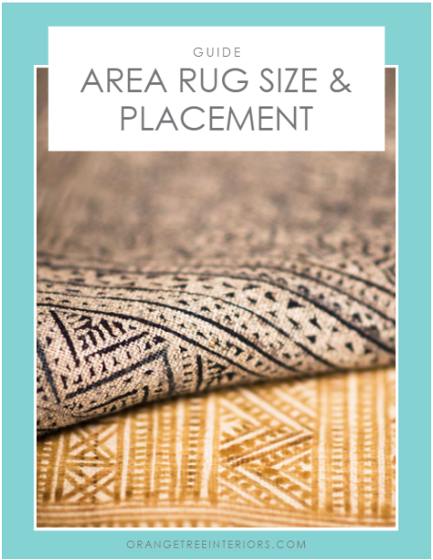 Area Rug Size & Placement Guidelines