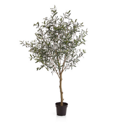 Artificial Faux Olive Tree