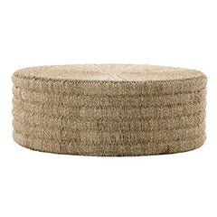 Pandan Rope Coffee Table
