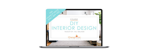 DIY Interior Design Course