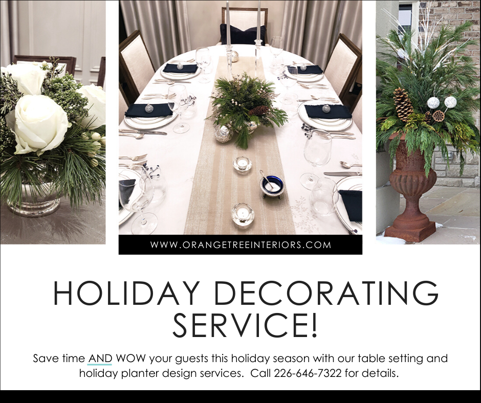 Christmas Decorating Service