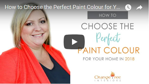 How to Choose the Perfect Paint Colour for Your Home 2018 Video