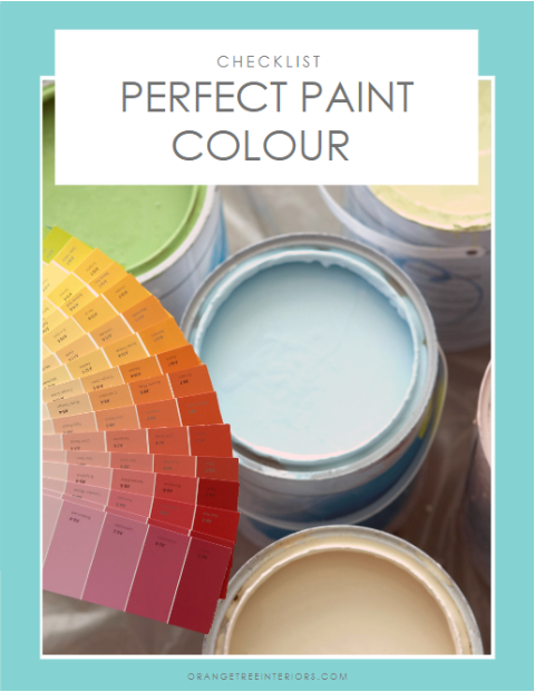 How to  Choose the Perfect Paint Colour 2020