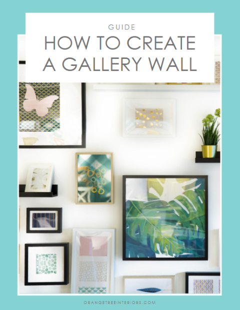 Learn How to Create a Gallery Wall