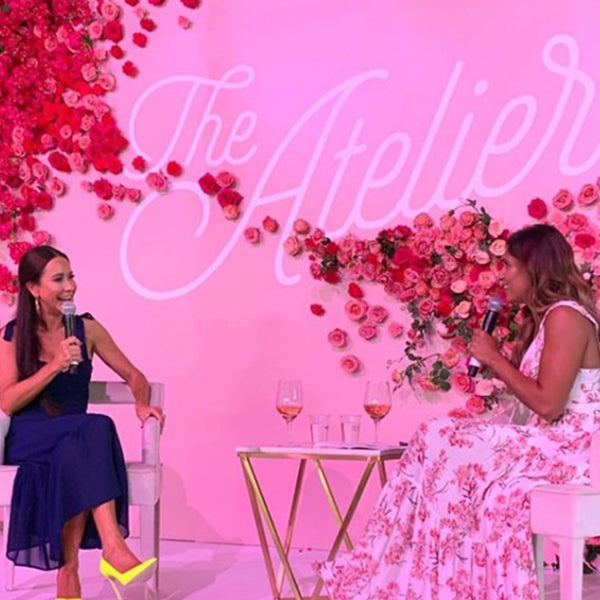 Jessica Mulroney at The Atelier Collective Toronto 2019