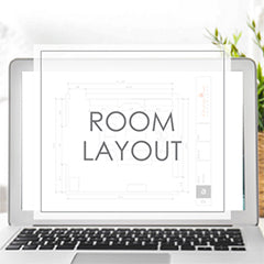 Online Interior Design Service - Room Layout