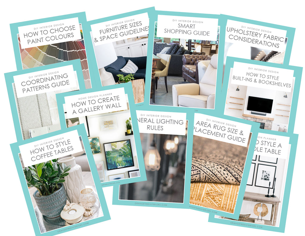 diy interior design course guides