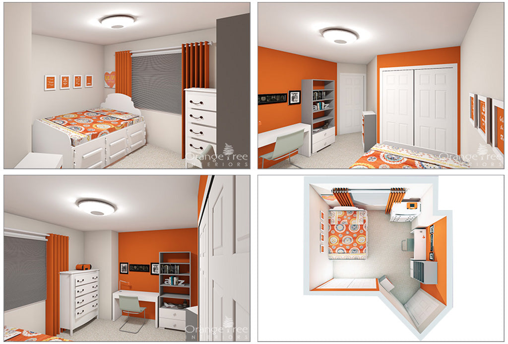 online interior design - kids bedroom