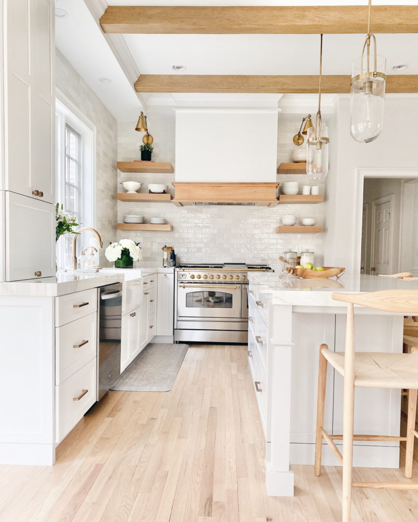 Mixing Wood Tones in a Kitchen 2021