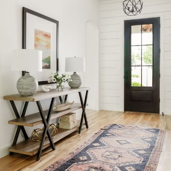 Decorating with Wood Tones