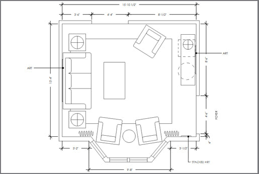 Floor Plans | Virtual Assistant Service for Designers
