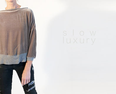 slow luxury